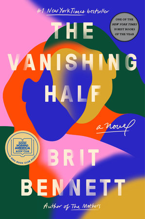 The Vanishing Half Book Cover Picture
