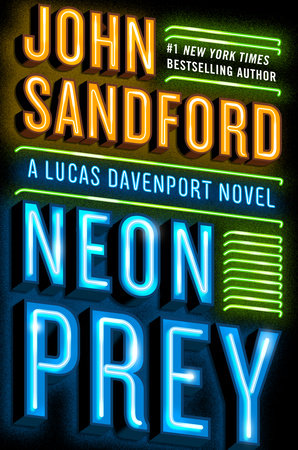 Neon Prey by John Sandford