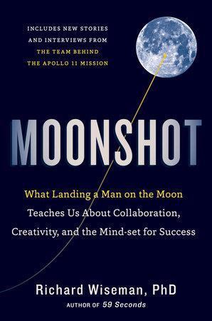 Moonshot by Professor Richard Wiseman