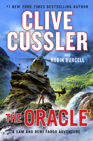 The Oracle by Clive Cussler and Robin Burcell