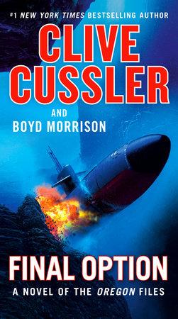 Final Option by Boyd Morrison,Clive Cussler