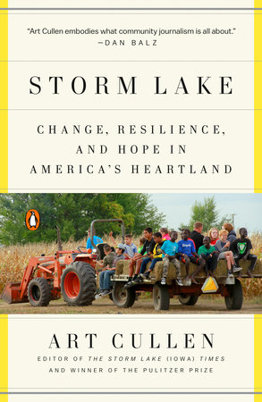 Storm Lake by Art Cullen