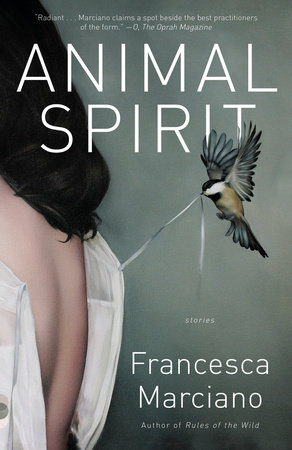 Animal Spirit by Francesca Marciano