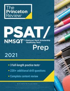 Princeton Review PSAT/NMSQT Prep, 2021