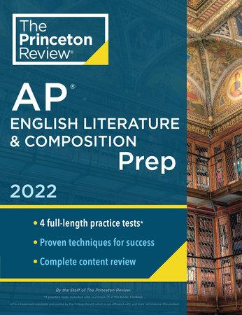 Princeton Review AP English Literature & Composition Prep, 2022 by The Princeton Review