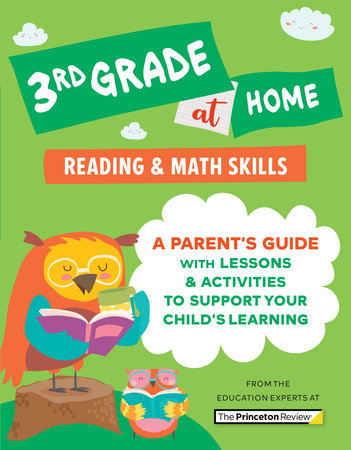 3rd Grade at Home by The Princeton Review