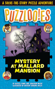 Puzzloonies! Mystery at Mallard Mansion