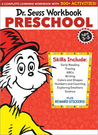 Dr. Seuss Workbook: Preschool by Dr. Seuss
