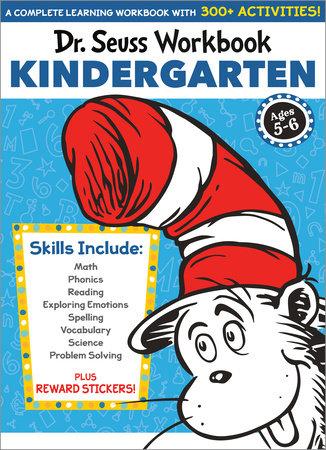 Dr. Seuss Workbook: Kindergarten Cover