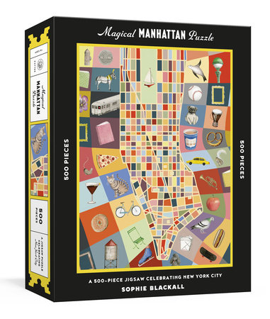 Magical Manhattan Puzzle by