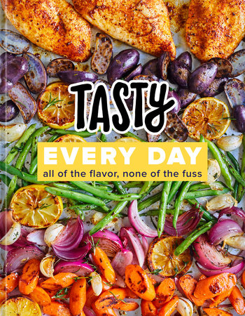 Tasty Every Day by Tasty