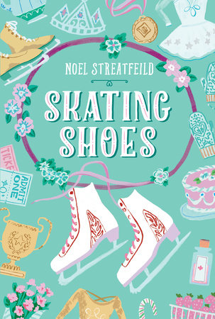 Skating Shoes by Noel Streatfeild