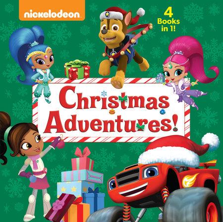 Christmas Adventures! (Nickelodeon) by Random House