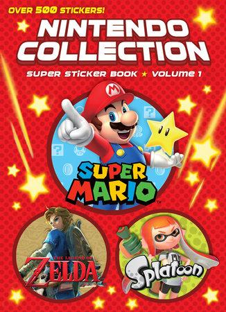 Nintendo Collection: Super Sticker Book: Volume 1 (Nintendo) by Random House