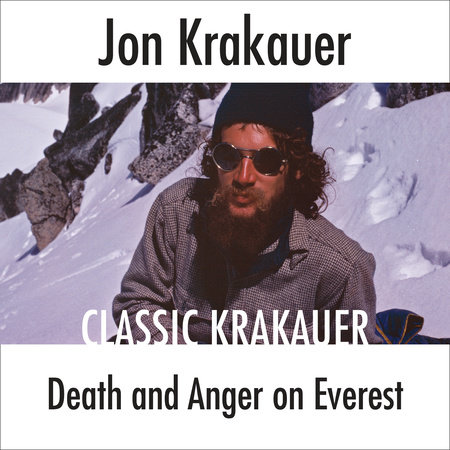 Death and Anger on Everest by Jon Krakauer