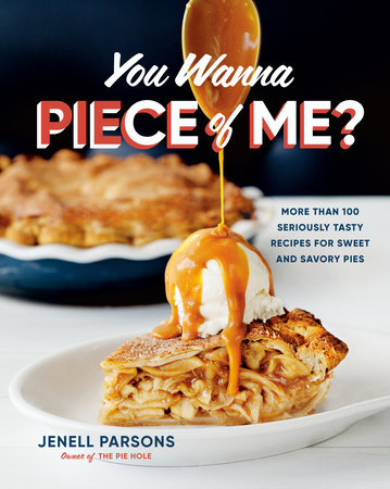 You Wanna Piece of Me? by Jenell Parsons