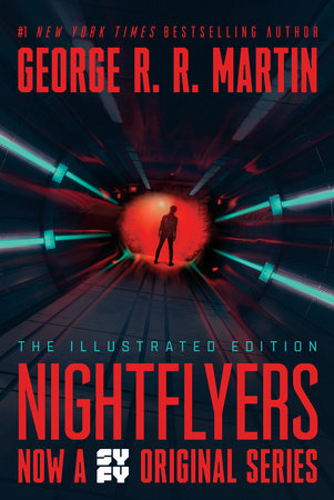 Nightflyers: The Illustrated Edition Book Cover Picture