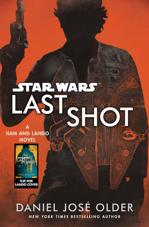 Last Shot (Star Wars) Book Cover Picture