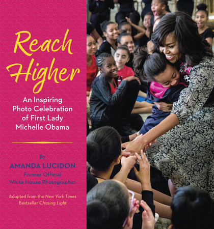 Reach Higher by Amanda Lucidon