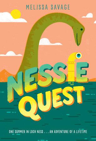 Nessie Quest by Melissa Savage