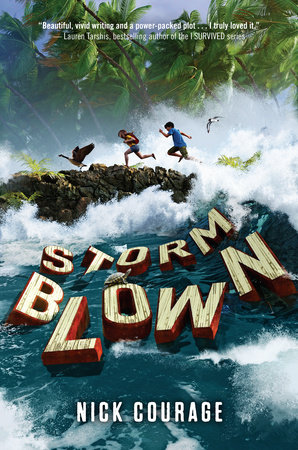 Storm Blown by Nick Courage