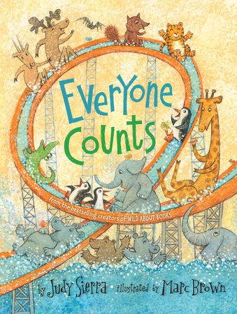 Everyone Counts by Judy Sierra