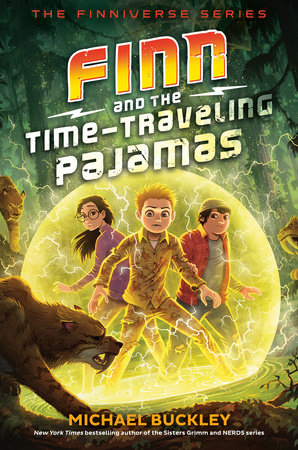 Finn and the Time-Traveling Pajamas by Michael Buckley