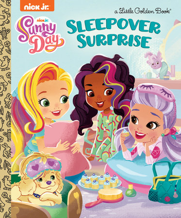 Sleepover Surprise (Sunny Day) by Mary Tillworth