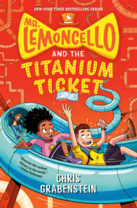 Mr. Lemoncello and the Titanium Ticket