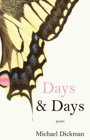 Days & Days Book Cover Picture