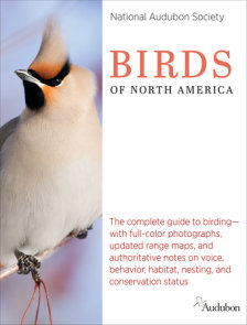 National Audubon Society Birds of North America