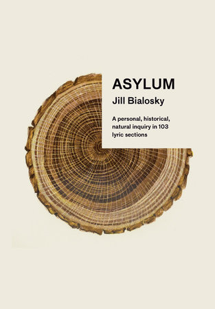 Asylum by Jill Bialosky