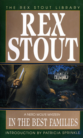 In the Best Families by Rex Stout