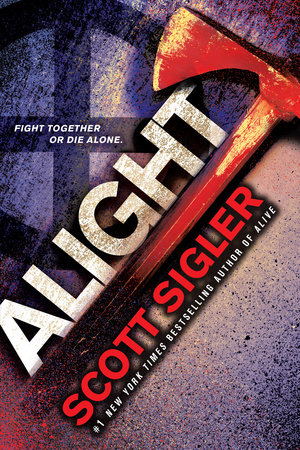Alight by Scott Sigler