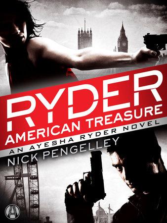 Ryder: American Treasure by Nick Pengelley