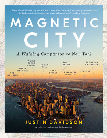 Magnetic City by Justin Davidson