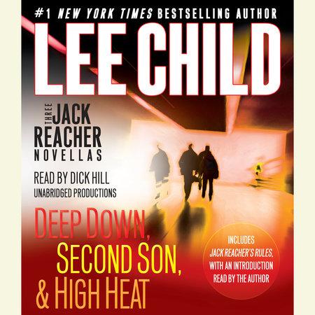 Three Jack Reacher Novellas (with bonus Jack Reacher's Rules) by Lee Child