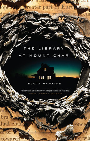 The Library at Mount Char Book Cover Picture