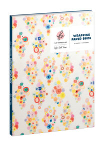 Flat Vernacular Wrapping Paper Book