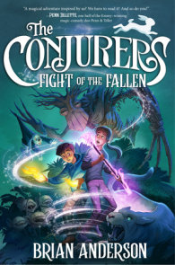 The Conjurers #3: Fight of the Fallen