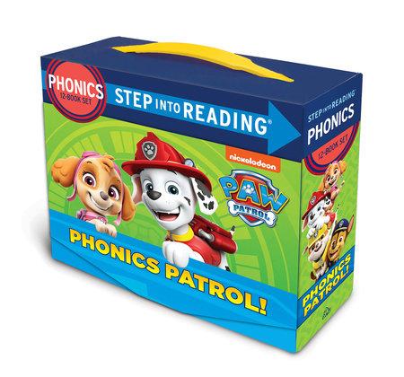 Paw Patrol Phonics Box Set (PAW Patrol) by Jennifer Liberts