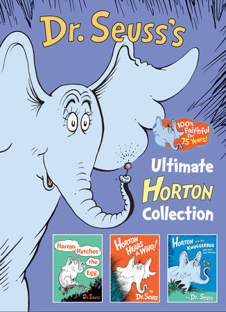 DR. SEUSS'S ULTIMATE HORTON COLLECTION Cover