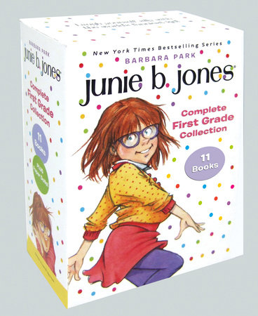 Junie B. Jones Complete First Grade Collection by Barbara Park