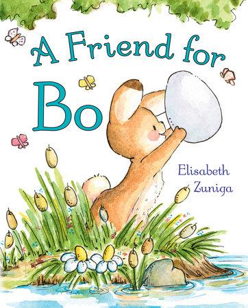 A Friend for Bo by Elisabeth Zuniga