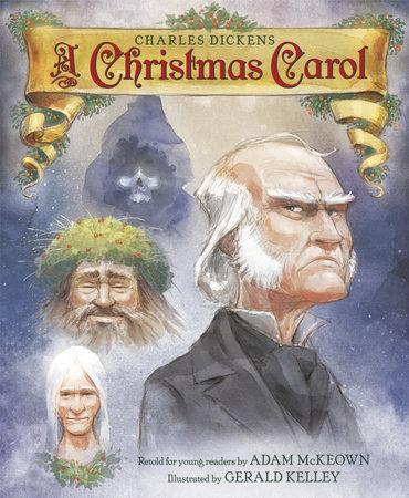 A Christmas Carol by Adam McKeown