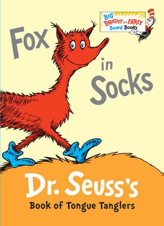 Fox in Socks Cover