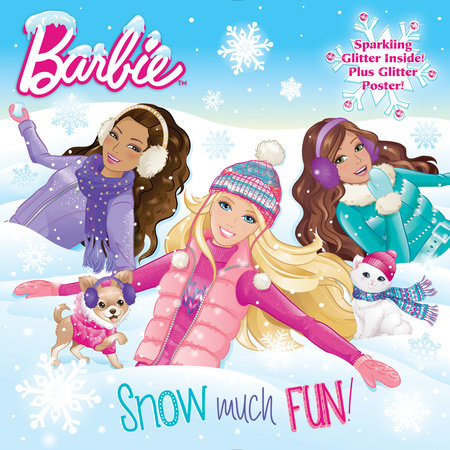 Snow Much Fun! (Barbie) by Mary Man-Kong