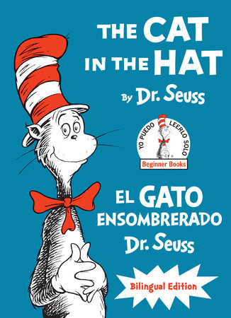 The Cat in the Hat/El Gato Ensombrerado (The Cat in the Hat Spanish Edition) Cover
