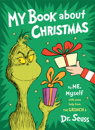 My Book About Christmas by ME, Myself Cover