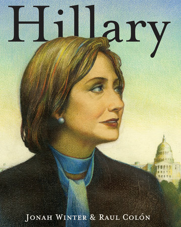 Hillary by Jonah Winter